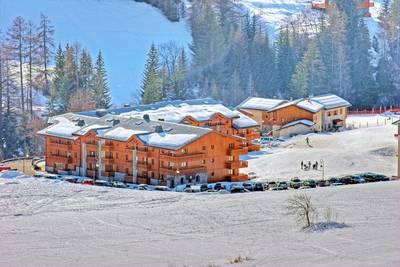 Chalet-appartement Les Balcons De Val Cenis Le Haut