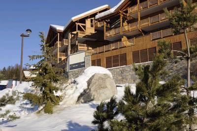 Chalet-appartement L'Orée Des Neiges