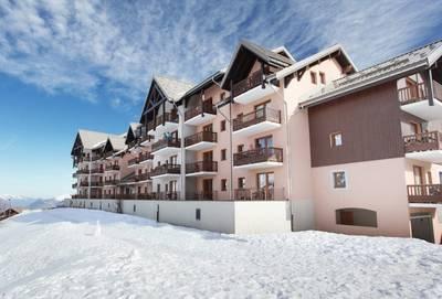 Apartment Residence Les Lumières De Neige