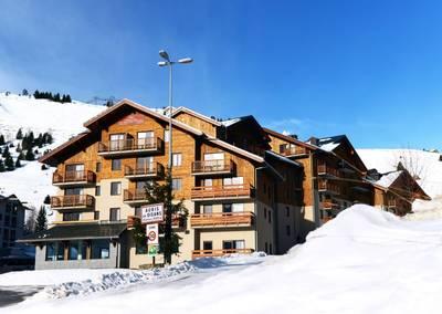 Apartment Residence Les Balcons D'Auréa