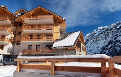 Apartment Residence Le Crystal Blanc