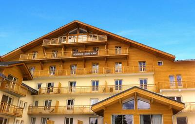 Apartment Residence L'Ours Blanc