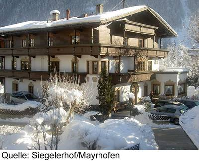 Hotel-Pension Siegelerhof