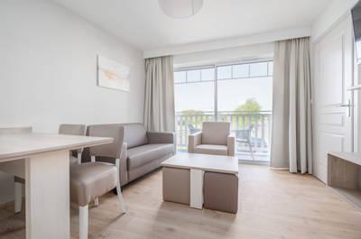 Bray Dunes - La Brise Des Dunes: Luxueus vakantieappartement voor 4 personen met 2 slaapkamers en ba
