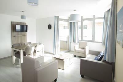 Bray Dunes - Peupliers: Appartement voor 4 personen