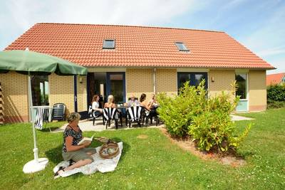 Villa Alkmaar (12 persoons)