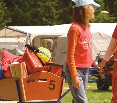 Camping Klein Vink