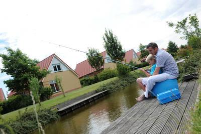 Villavakantiepark IJsselhof in Andijk - Noord-Holland, Nederland foto 9790