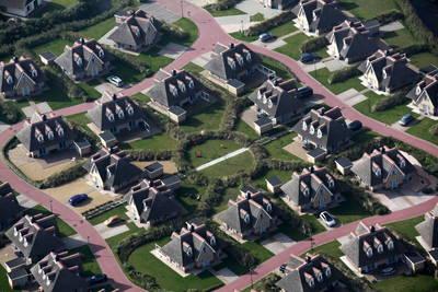 Resort Duynzicht in Julianadorp - Noord-Holland, Nederland foto 9976