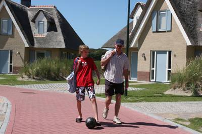 Resort Duynzicht in Julianadorp - Noord-Holland, Nederland foto 9977