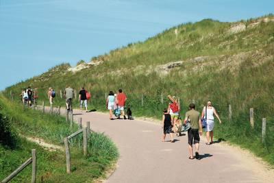Resort Duynzicht in Julianadorp - Noord-Holland, Nederland foto 9982