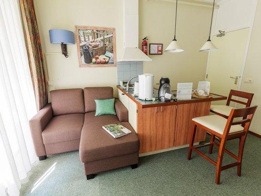 Centerparcs het Heijderbos hotelappartement